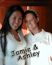 Jamie & Ashley - Cruise Attendent