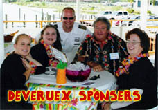 devereux sponsers